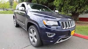 jeep grand true blue pearlcoat ec233628 2014 jeep grand overland dcj of kirkland