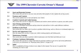 1999 corvette problems 1999 c5 corvette guide overview specs vin info
