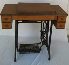 Folding Sewing Machine Table Classic Ranleigh Folding Sewing Machine Table For Sale In Old Choa