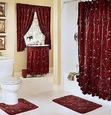 Bathroom Shower Curtain Set Floral Bathroom Shower Curtains Home Design Ideas Bathroom