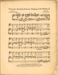 hello bluebird songbook