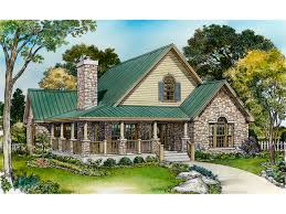 Country Home Plans With Porches Lakefront Home Designs 4 Bedroom Craftsman Home Plan