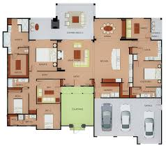 House Plans With Casita by Perfect Custom Home Floor Plans With Inspiration