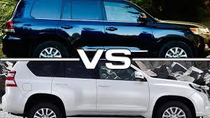 lexus lx 570 for sale pakwheels toyota land cruiser prado vs toyota land cruiser offroad youtube