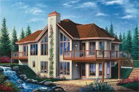 Modern Traditional House Beautiful Modern Style Country House Plan Plan 126 1391 Modern