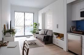 Micro Homes Interior Billiges Wohnen In New York Miniapartments In Manhattan