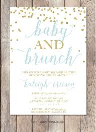 brunch invitations templates invitation for baby shower popular baby shower brunch invitations