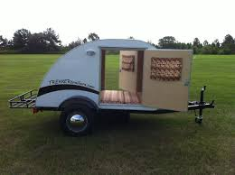trekker trailers to host build your own camper class the small