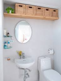 storage idea for small bathroom 47 creative storage idea for a small bathroom organization