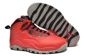 kid jordans kid 10 black shoes 100 high quality guarantee 100