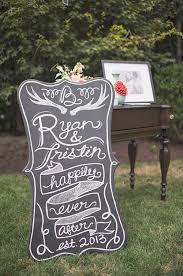wedding chalkboard sayings a chalkboard sign wedding