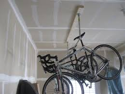 double bike rack for garage 108 cool ideas for diy homemade garage