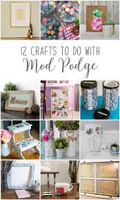 Mod Home Decor by Make Lace Decoupaged Garden Containers 12monthsofdiy The Diy Mommy