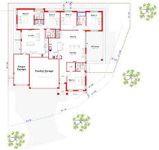 corner lot duplex plans designs