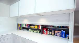 kitchen corner cabinet hinges bunnings it s a tambortech door not a kitchen roller door or a