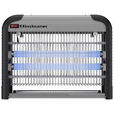 Sq Ft Amazon Com Eliminator Electronic Fly And Bug Zapper 20 Watts