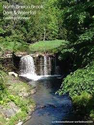Vermont waterfalls images Waterfalls in vermont north breton brook jpg
