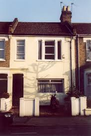 terraced house exterior renovation before u0026 after design ideas