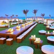 best places for destination weddings unique and magnificent wedding ceremony setup at capella pedregal