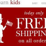 Pottery Barn Kids Order Pottery Barn Kids Free Shipping On Easter Collection