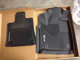 Husky Liner Floor Mats For Toyota Tundra by Goodbye Weathertechs Hello Husky X Act Contours Page 34