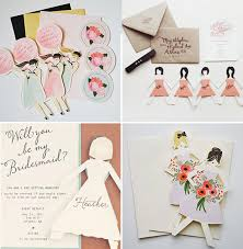 bridesmaid invitation card be my bridesmaid ideas be my bridesmaid cards onefabday