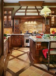 kitchen incredible design ideas of traditional kitchen with l