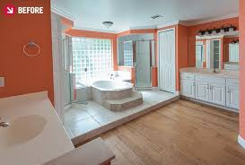 Bathrooms In The White House Hgtv Dream Home 2016 U0027s Luxe White Master Bathroom A Before And