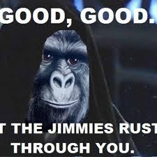 Gorilla Munch Meme - passingthrough545 s profile