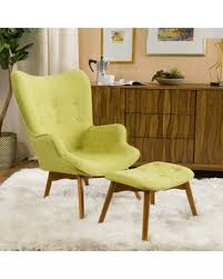 on sale now 10 off canyon vista mid century wingback chair set