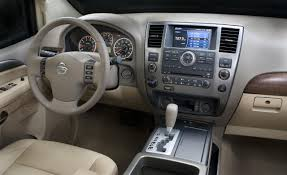nissan armada 2017 interior nissan armada technical details history photos on better parts ltd