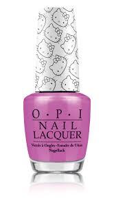 makeup review colors shades opi x hello kitty spring nail