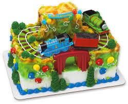 thomas the tank engine and percy cake decorating kit amazon ca