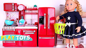 Kitchen Set Toys For Girls Playing Baby Doll Kitchen Toys Doll House U0026 Cooking Toys W