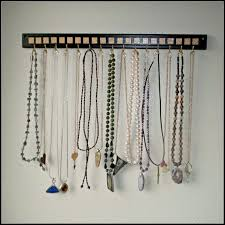 holder necklace images 58 necklace wall hooks jewelry organizer jewelry holder wall jpg