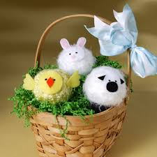 fuzzy easter fuzzy easter friends ilovetocreate