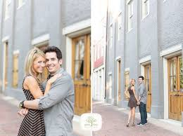 downtown huntsville al wedding photographers engagement session