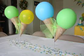 party centerpieces party ideas
