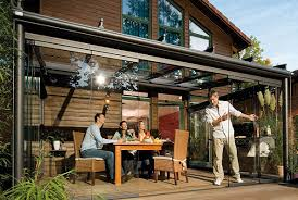 Patio Room Designs Glass Patio Rooms From Weinor Glasoase