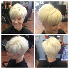 violet blonde short haircut hair ideas pinterest short