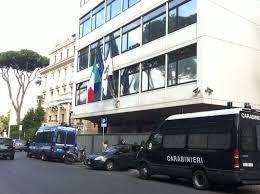 sede roma f i g c perquisita la sede di roma un cittadino di avella