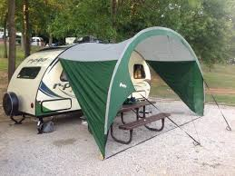 Trailer Awning Teardrop Trailer Tents U0026 Shelters Teardrop Shop U2013 Tagged