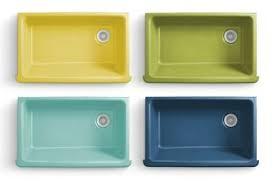 Kohler Sinks Kitchen Flower Power Kitchen And Bathroom Sinks New From Kohler