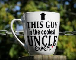 Coolest Coffe Mugs Uncle Coffee Mug Etsy