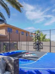 photos hgtv backyard basketball court loversiq