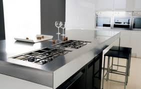 Stainless Steel Kitchen Table Top Image Gallery HCPR - Stainless steel kitchen table top
