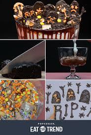 halloween candy graveyard popsugar food