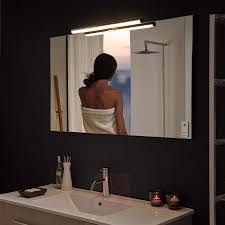Bathroom Mirror And Light Bathroom Mirror Lights Uk Lighting Cabinets With