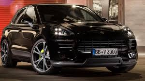 Porsche Macan Turbo - porsche macan turbo dialed to 450 hp by techart