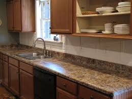 Kitchen Top Materials Cheap Countertop Ideas Inexpensive Kitchen Countertop Ideas